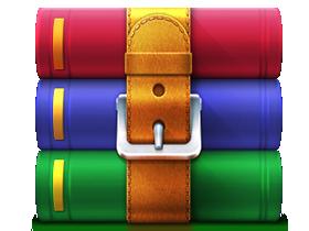 WinRAR压缩文件管理器绿色特别版